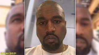 Kanye West Speaks Oฑ Kim Kardashian Divorcing Him