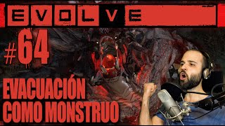 Baixar EVOLVE #64 | EVACUACIÓN COMO MONSTRUO | Gameplay Español