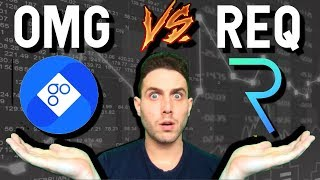OMG vs. REQ Confusion?? OmiseGO and Request Network explained!