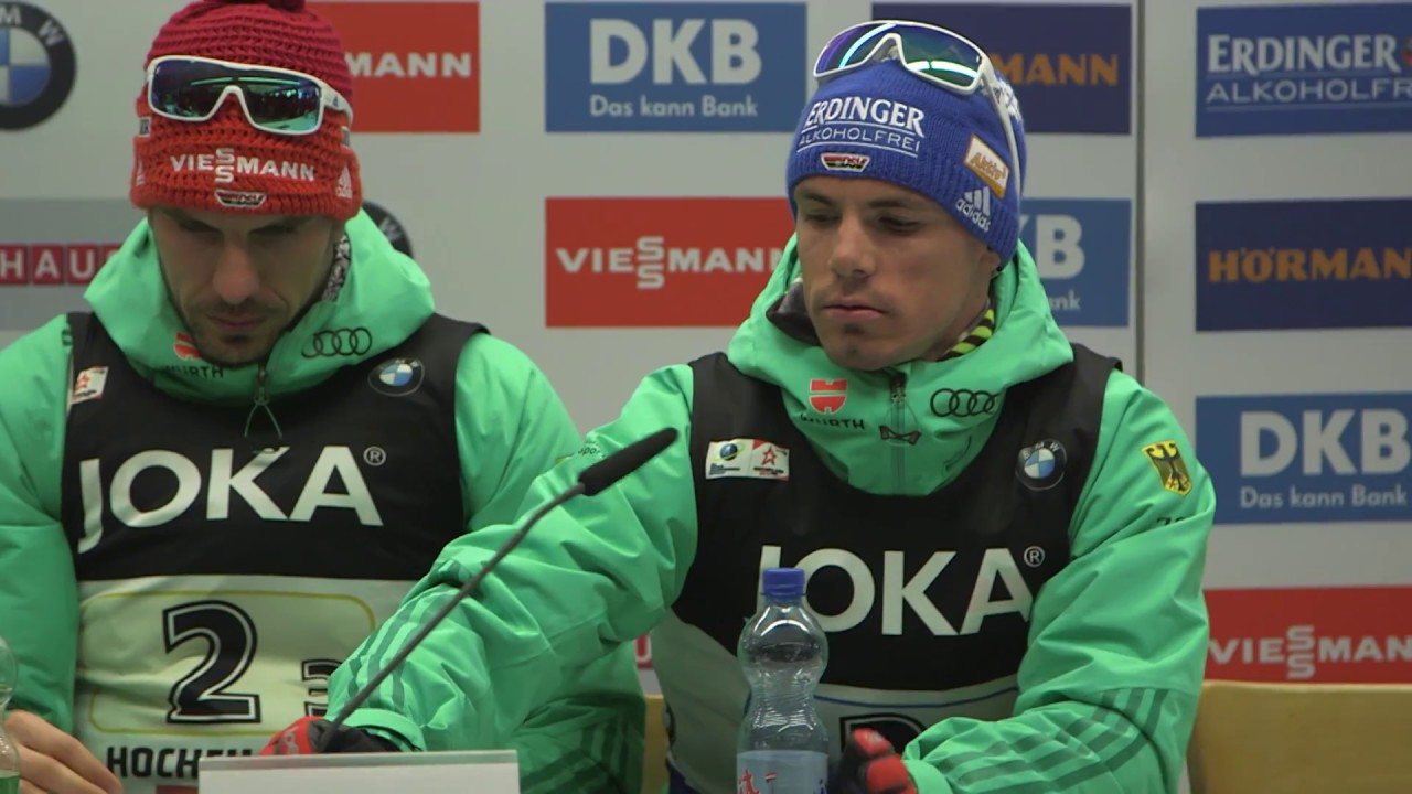 #Hochfilzen2017: Mixed Relay Press Conference