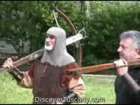 Balestrieri - Crossbowmen - Volterra AD 1398
