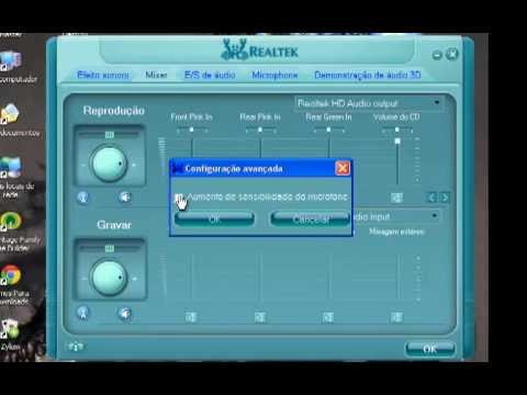 Controladores de audio (Windows 7)
