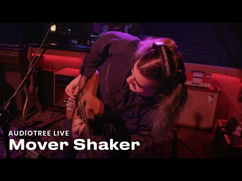 Mover Shaker On Audiotree Live (Full Session)