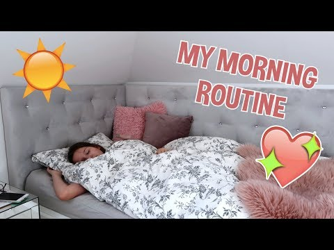 MY SUMMER MORNING ROUTINE 2018