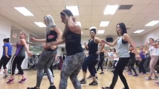 Zumba, Long Beach NYSC with Ana Moreno