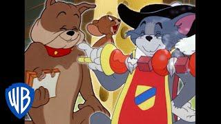 Tom et Jerry en Français | Tom et Jerry adorent la Nourriture | WB Kids