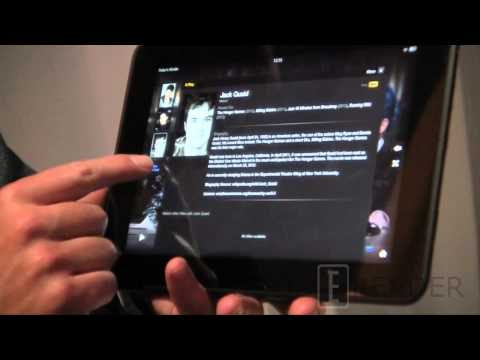 Hands on with the Kindle Fire HD 8.9