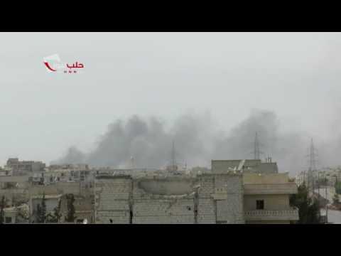 Обстановка в Сирии на 17.05.2016