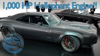 Mopar's 1,000 HP Hellephant Engine - Listen & Learn