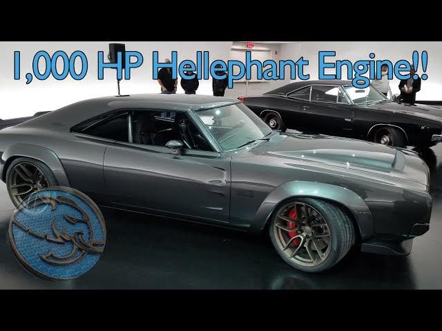 Mopar S 1 000 Hp Hellephant Engine Listen Learn Get Video Youtube