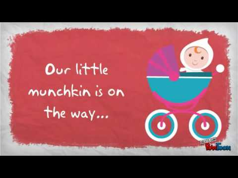 Baby Shower Invitation Video!
