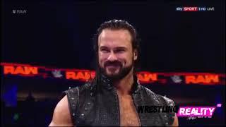 Kurt Angle & Braun Strowman vs  Baron Corbin & Drew McIntyre Feb  4, 2019 Resimi
