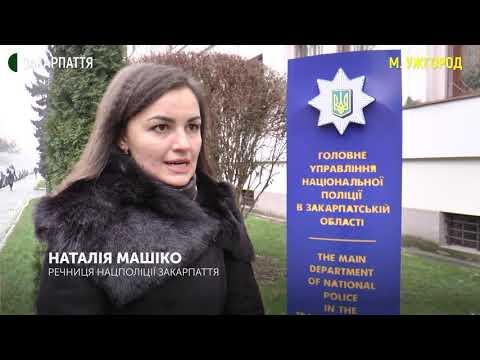 """3 автомобілі """"Шкода"""" зіткнулися на трасі Мукачево-Рогатин"""