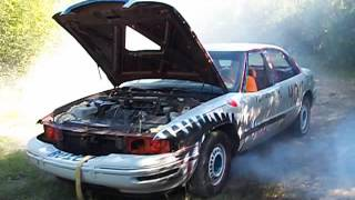 Blowing up a Buick 3.8 3800