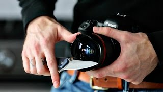 One of Peter McKinnon's most viewed videos: 8 Camera HACKS in 90 SECONDS!!
