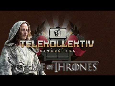 Game Of Thrones Interview mit Tom Wlaschiha (Jaqen H'Ghar) | Telekollektiv | 18.05.2016