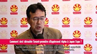 Shinji ARAMAKI En Interview à Japan Expo 15e Impact