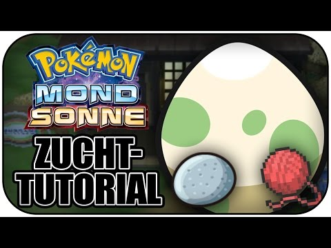 ZUCHT-GUIDE: ALLE TIPPS UND TRICKS! - Pokémon Ultrasonne und Ultramond Tutorial