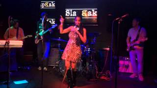 Slapbak Lyn Collins Think + It Takes Two mashup w/special guests live at OC Tavern 2015 - 10 of 11