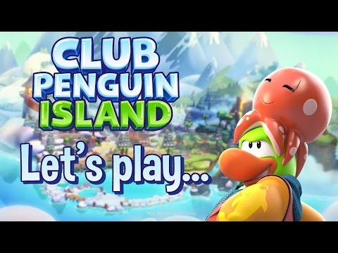 Club Penguin Island (by Disney) iOS Gameplay #1