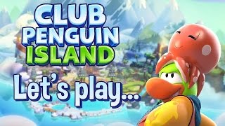 Club Penguin Island (by Disney) iOS Gameplay #1