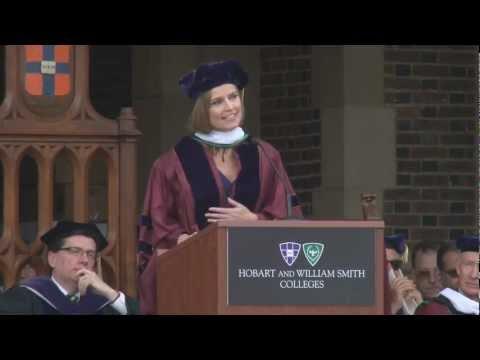 HWS Commencement Speaker: Savannah Guthrie L.H.D. '12