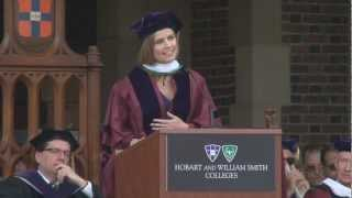HWS Commencement Speaker: Savannah Guthrie L.H.D. '12