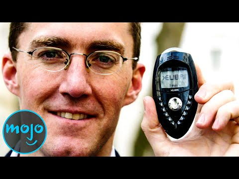 Top 10 Failed Cell Phone Designs You Wouldn't Believe