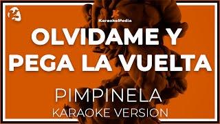 Pimpinela - Olvidame Y Pega La Vuelta (Karaoke)