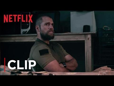 Sand Castle | Clip: 'School Help' | Netflix