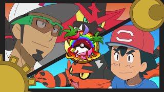Ash vs. Professor Kukui | Pokémon the Series: Sun & Moon—Ultra Legends | Official Clip