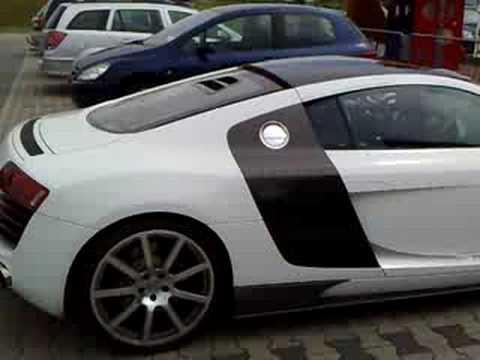 GTSpirit.com testing Audi R8R MTM
