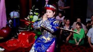 Đồng Thầy Bùi Thị Chinh Hầu Giá Quan Đệ Ngũ Tuần Tranh Tại Lục Cung Linh Từ #haudonghaynhat