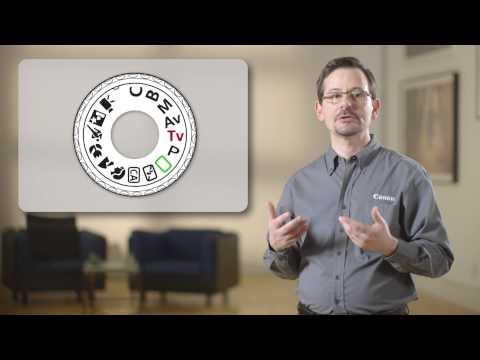 Canon EOS 101 How To - Shooting Modes