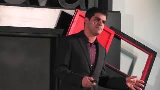 When Change is not a Choice: Armen Berjikly at TEDxYerevan