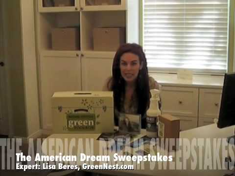The American Dream Sweepstakes: Meet the Green Home Expert!