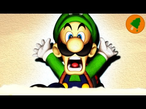 Thumbnail: Why is Luigi Scared? - The Story You Never Knew