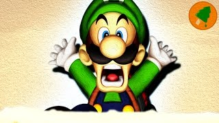 Why is Luigi Scared? - The Story You Never Knew