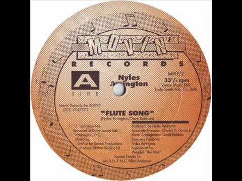 """Nyles Arrington - Flute Song (12"""" Definition Mix) [Movin' Records]"""