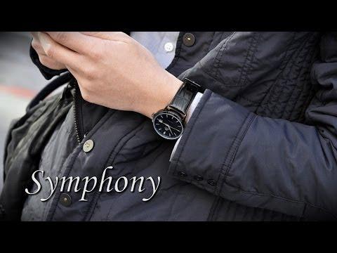 Orient Watch FER27001B0 ER27001B Symphony Automatic Mechanical Men's Watches