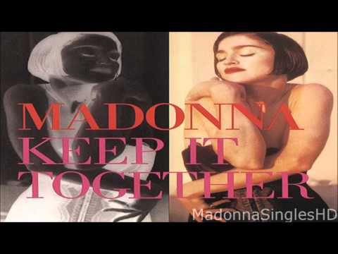 Madonna - Keep It Together (12'' Mix)