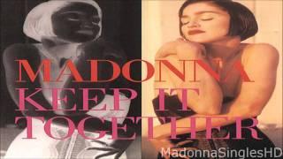 Madonna - Keep It Together (12