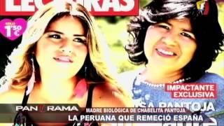 La madre biológica de Chabelita: la peruana que remeció España (1/2)