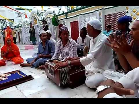 Damadam mast qalander qawwali at bu ali shah qalander on urs 2016