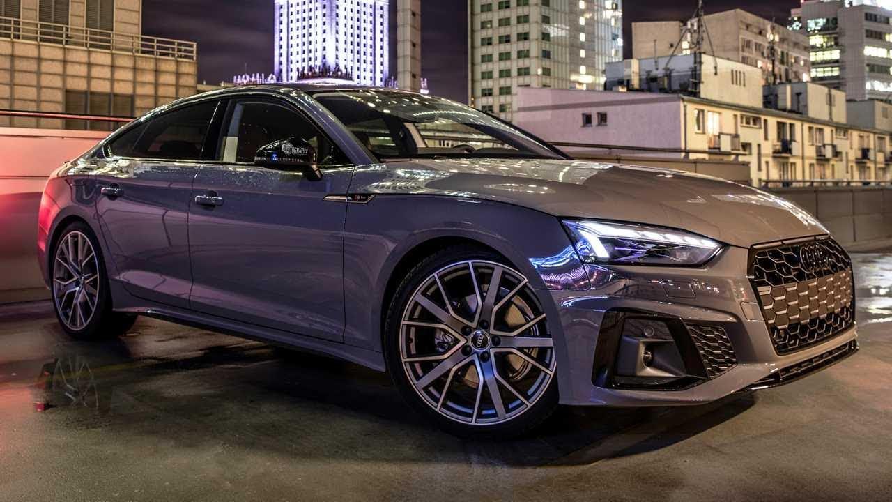 Audi S5 2020 - YouTube