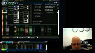 Live FOREX trading today, analysis 2013-02-20 ON-AIR On the Best FOREX Trading Platform