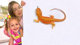 Maya juega y convierte a los pequeños en grandes - Canciones Infantiles