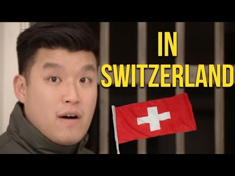 A NIGHT IN A SWISS PRISON!!!