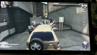 All Points Bulletin Gameplay - PAX East 2K10