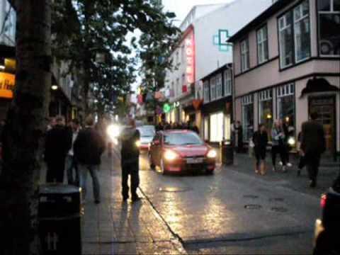 Perdus en Islande - partie 1/4 - Reykjavik